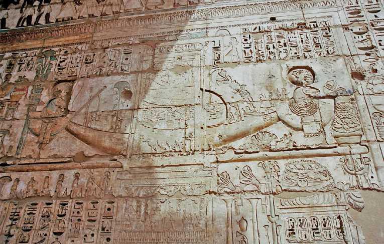 Les étranges oiseaux et hieroglyphes de l'Egypte antique Fh000002